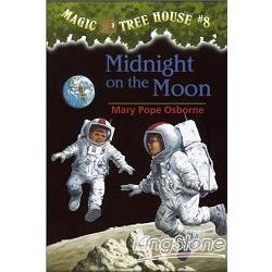 Magic Tree House #8:Midnight on the Moon