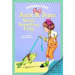 Junie B. Jones Smells Something Fishy (Junie B. Jones Series)