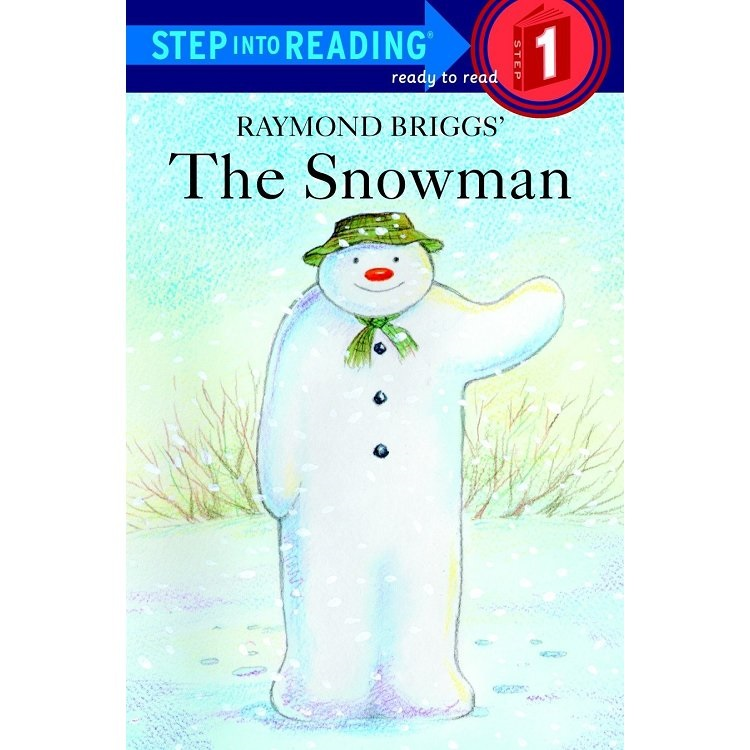 The Snowman: (Step into Reading Books Series: Early Step into Reading)