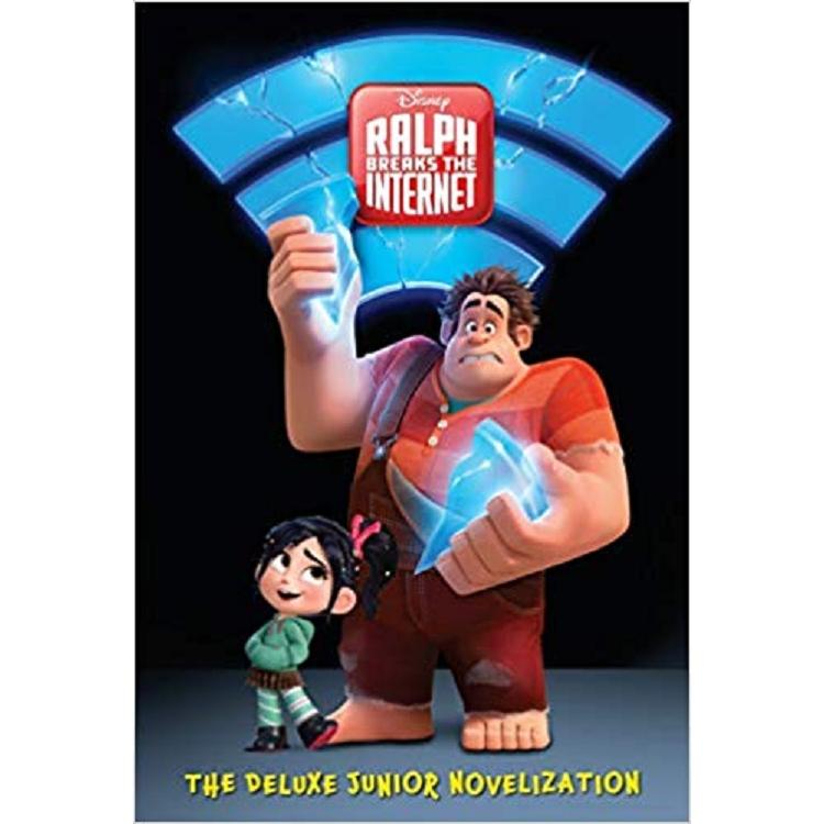 Wreck-it Ralph 2 Junior Novelization