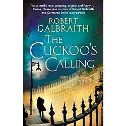 Cormoran Strike Series 1:The Cuckoo`s Calling 杜鵑的呼喚