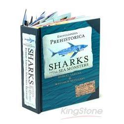 Sharks and Other Sea Monsters 史前時代立體動物大百科:鯊魚和其他海洋生物