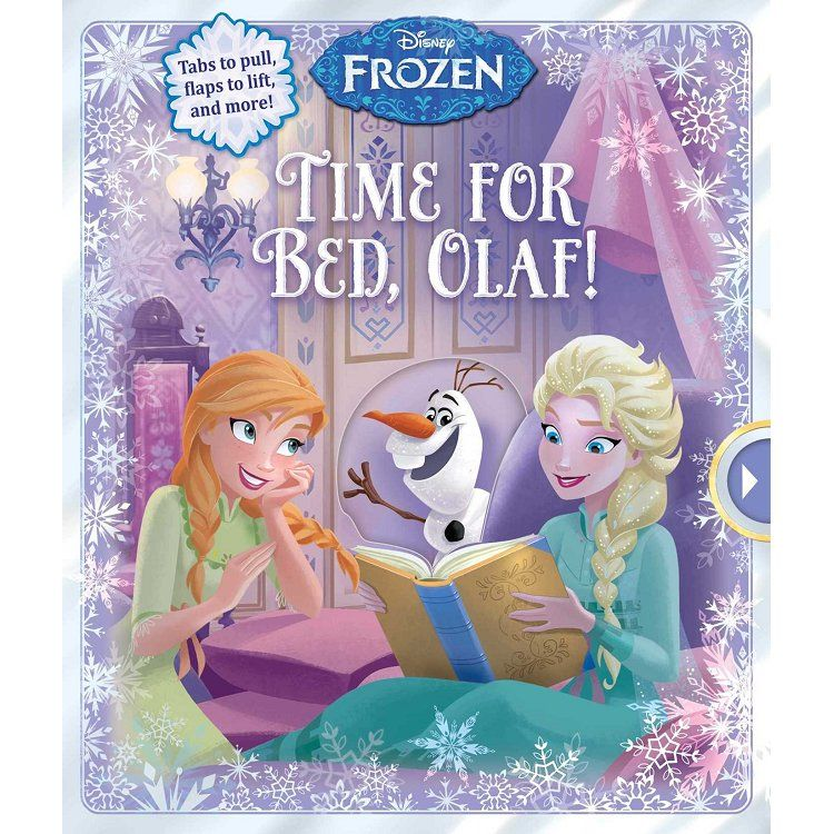 Time for Bed, Olaf!