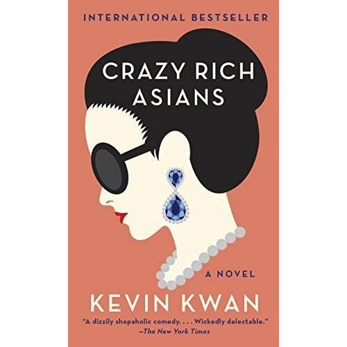 Crazy Rich Asians(Assorted Cover Image) 亞洲瘋狂富豪
