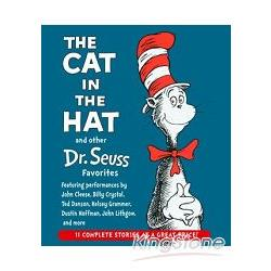 The Cat in the Hat and Other Dr. Seuss Favorites(CD)戴帽子的貓