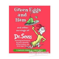 Green Eggs and Ham and Other Servings of Dr. Seuss(CD)(有聲CD)