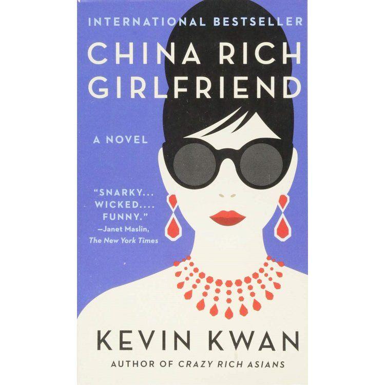China Rich Girlfriend瘋狂亞洲富豪II:女人有錢真好