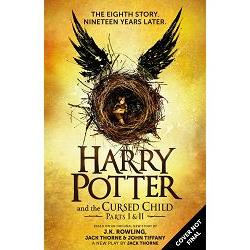 Harry Potter and the Cursed Child-Parts One & Two (Special Rehearsal Edition Script) 哈利波特8