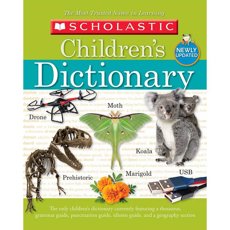 Scholastic Childrens Dictionary 2019