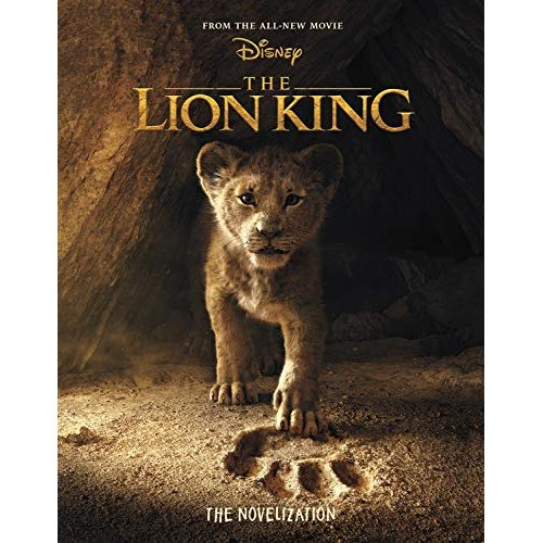The Lion King Live Action Novelization