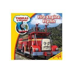 Thomas & Friends:Fire Engine Flynn 湯瑪士小火車故事書