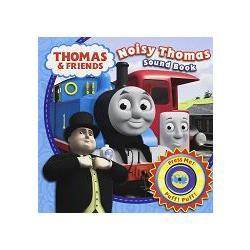 Thomas & Friends:Noisy Thomas Sound Book 湯瑪士小火車有聲書
