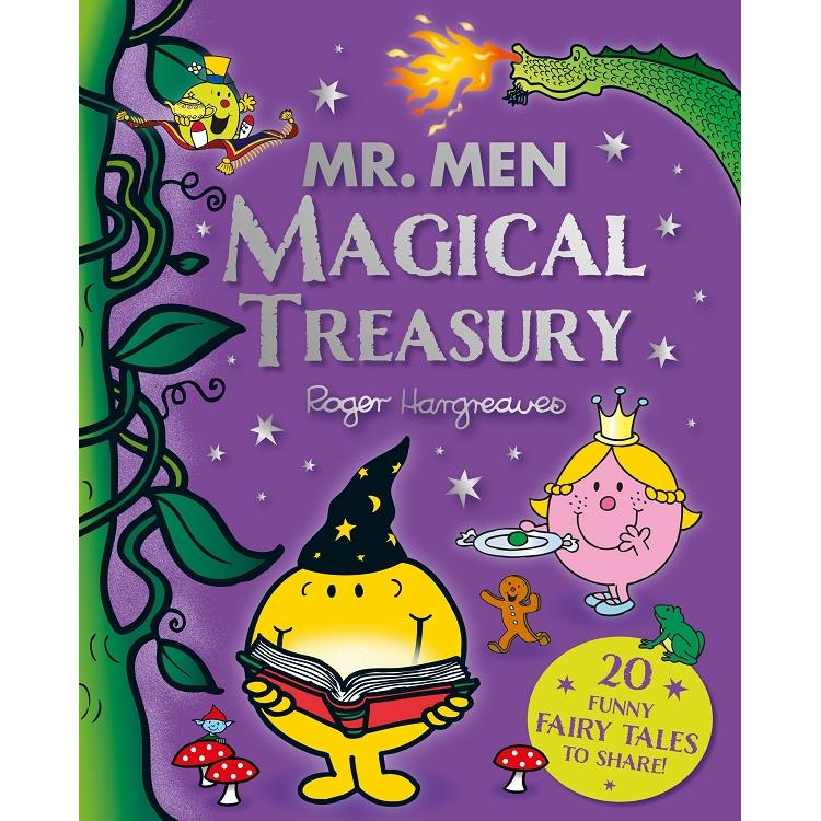 Mr Men Magical Treasury (Mr. Men & Little Miss Magic)