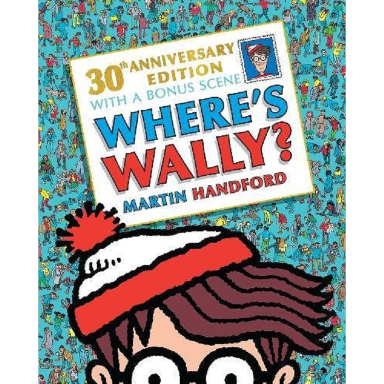 Where`s Wally 30th Anniversary Edition