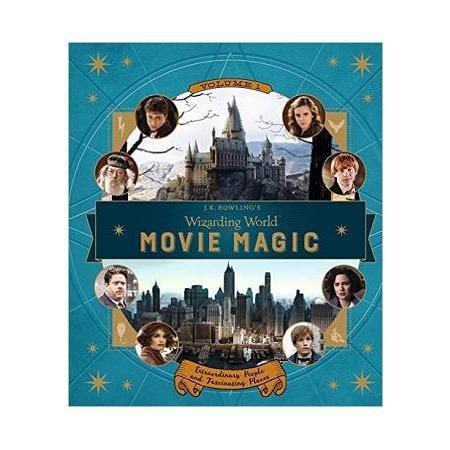 J K Rowlings Wizarding World Movie Magic