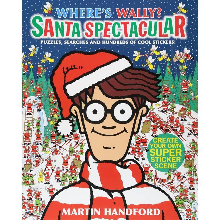 Where`s Wally? Santa Spectacular