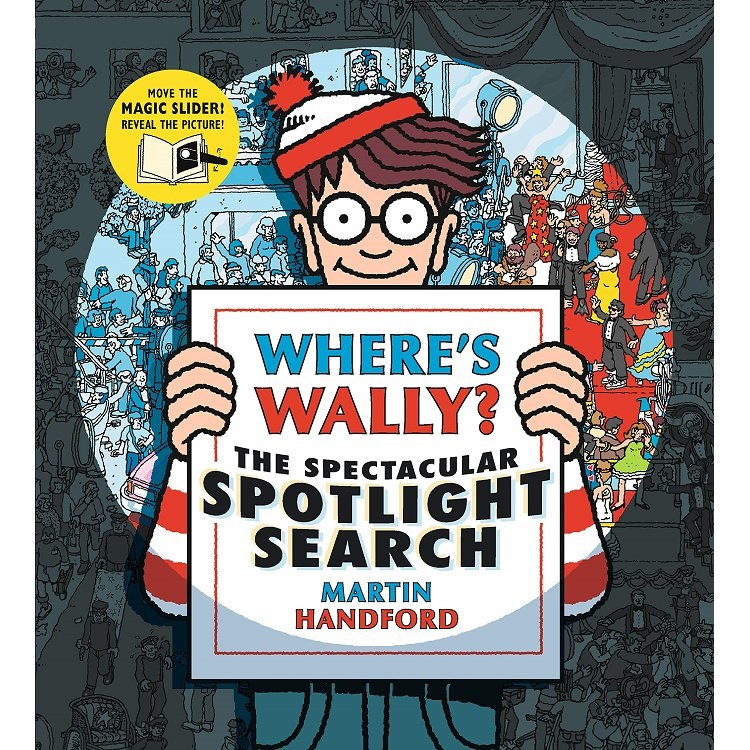 Where`s Wally? The Spectacular Spotlight Search