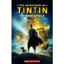 The Adventures of Tintin: Three Scrolls with CD (Scholastic ELT Readers Level 1)丁丁歷險記