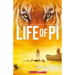 Scholastic ELT Readers Level 3: Life of Pi with CD少年Pi的奇幻漂流