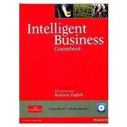 Intelligent Business Elementary Course Book Pack (with Audio CD**2 and Style Guide)