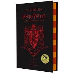 Harry Potter Philos Stone Gryffindor Ed葛來分多學院精裝版哈利波特1:神秘的魔法石