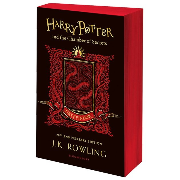 Harry Potter and the Chamber of Secrets - Gryffindor Edition哈利波特2