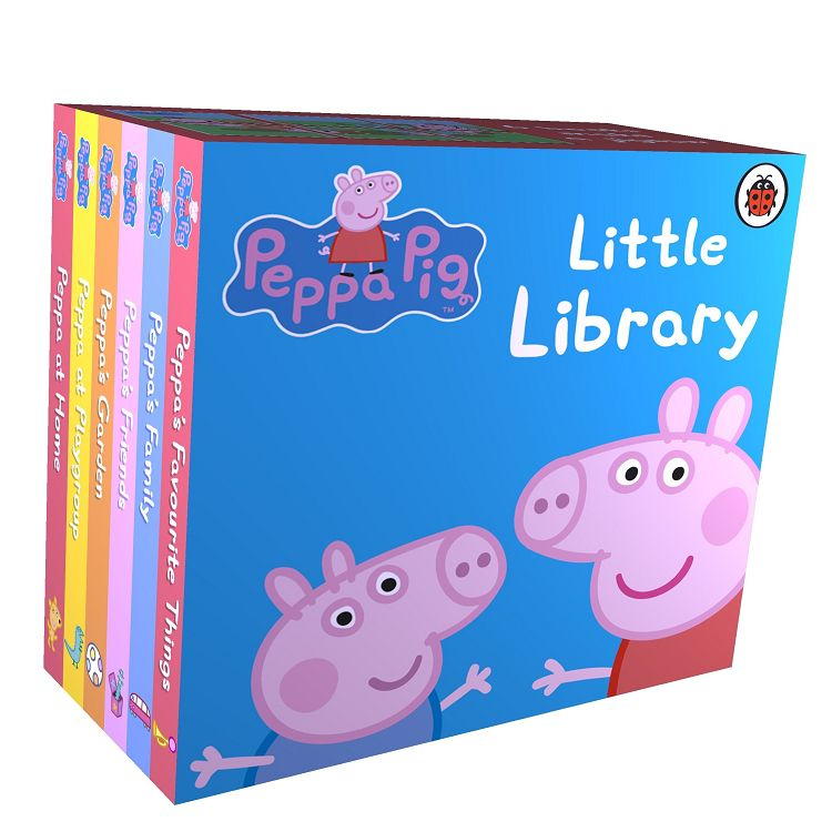 Peppa Pig:Little Library 粉紅豬小妹:故事集