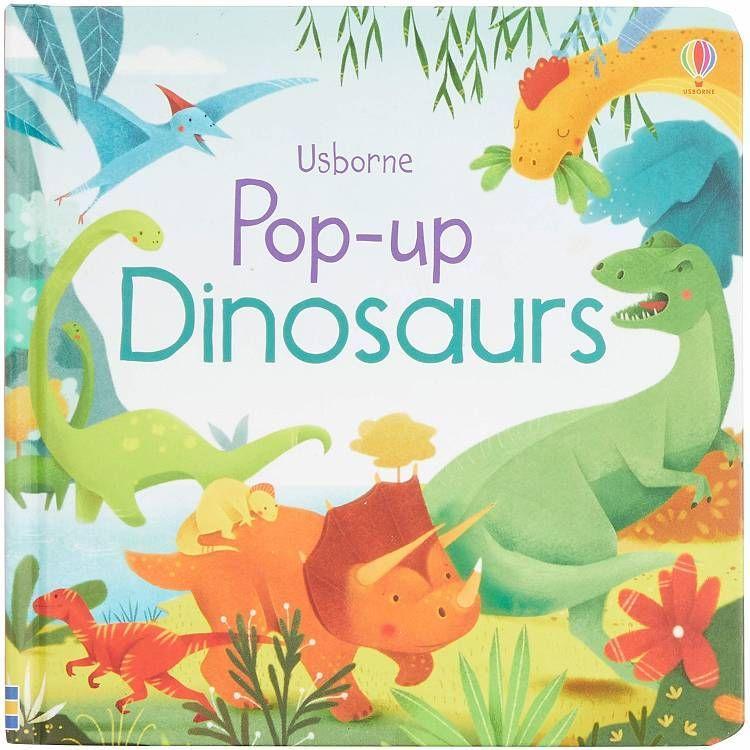 Pop-Up Dinosaurs (Pop Ups)