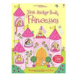 First Sticker book Princesses