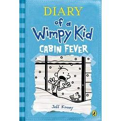 Diary of a Wimpy Kid 6: Cabin Fever 遜咖日記6:暴風雪驚魂記(平裝)