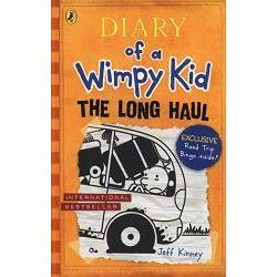 Diary of a Wimpy Kid 9: Long Haul(International edition) 遜咖日記9:公路旅行落難記(平裝)