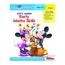 Disney Micky Mouse Club House: Early Math Skills學習技巧系列:米奇教數學