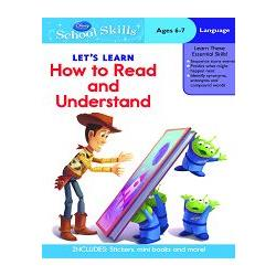 Disney-Pixar: Toys - Read & Understand學習技巧系列:跟著玩具學閱讀
