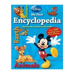 Disney -My First Encyclopedia迪士尼:我的第一本百科全書