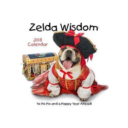 Zelda Wisdom 2018 Calendar(Wall)