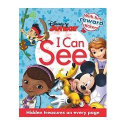 I Can See - Disney Junior Theme動腦找一找-迪士尼卡通
