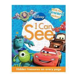 I Can See -Pixar Theme動腦找一找-迪士尼皮克斯
