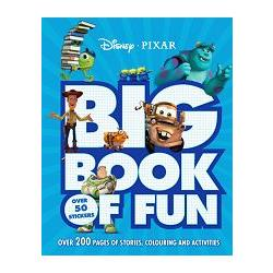 Big Book of Fun - Pixar驚喜遊戲故事集-皮克斯
