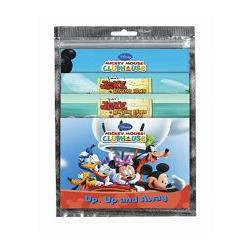 Disney Junior Mini Books in Foil Bag迪士尼兒童閱讀歡樂包