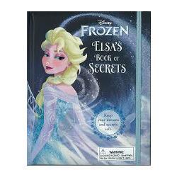 Elsa's Book of Secrets