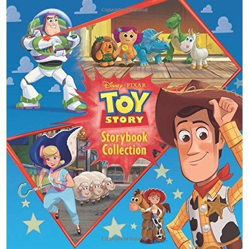 Toy Story Storybook Collection玩具總動員