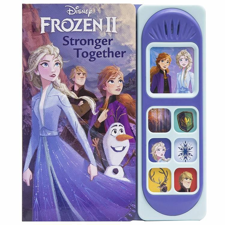 Disney Frozen 2 Little Sound Book-PI Kids冰雪奇緣2
