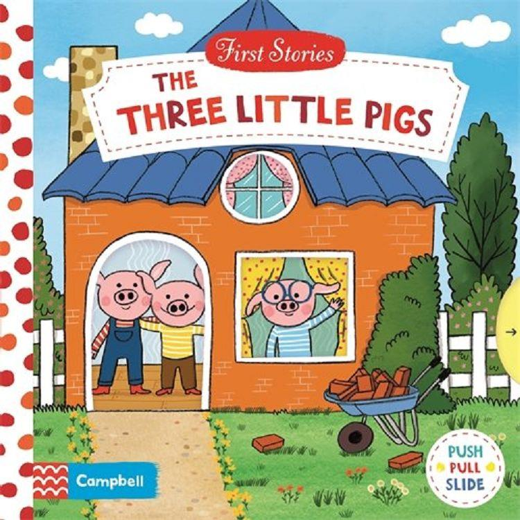 First Stories: The Three Little Pigs