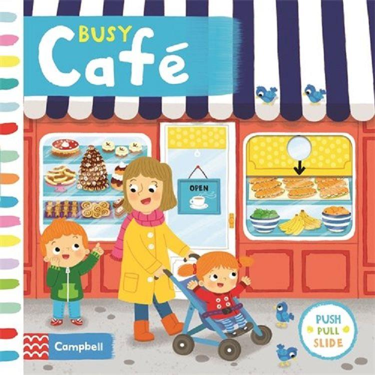 Busy Cafe (Busy Books)