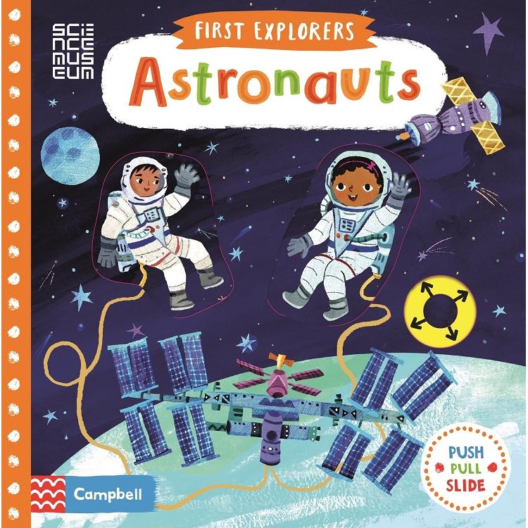 First Explorers:Astronauts