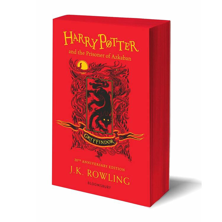 Harry Potter and the Prisoner of Azkaban - Gryffindor Edition哈利波特3