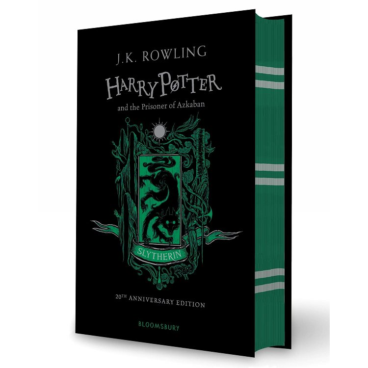 Harry Potter and the Prisoner of Azkaban- Slytherin Edition哈利波特3