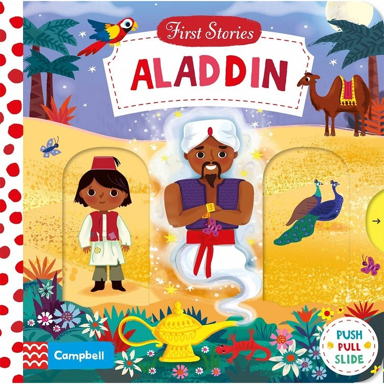 First Stories: Aladdin