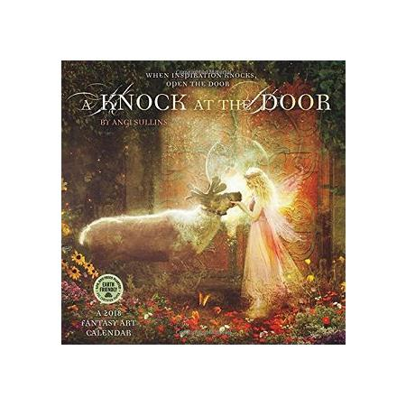 Knock at the Door 2018 Calenda(Wall)