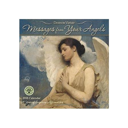 Messages from Your Angels 2018(Wall) | 拾書所